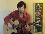 flamenco arabe music - espagnol oriental arab guitar - musique guitare classique espagnole solo 2011