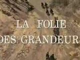 DE FUNES - LA FOLIE DES GRANDEURS - GENERIQUE -