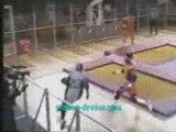 nouveau sport basket+trampoline+cach = slamball^^