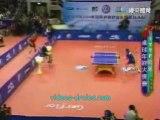 Ping-pong tournante video drole