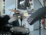 Bumcello - Luna Rom - Batterie-Drum - Cover