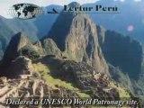 Peru Tours & Vacations - Machu Picchu - Fertur Peru