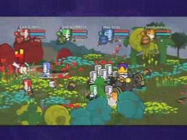 006 - Castle Crashers, Platform Mania