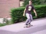 Longboard Freeboard session Areche