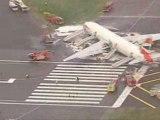 Heathrow plane crash 'probably' caused by ice