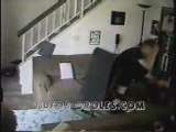 saut sur une chaise lesdeznts casser lol