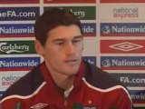 Gareth Barry talks ahead of Saturday's game against Andorra