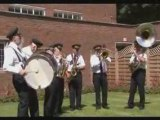 Jazz Funeral Services UK - Funeral Procession After Commital