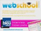 #58 France Bleu interview Webschool Orléans Sept 2008
