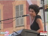 Katia Goldmann et Lui - Nice Jazz Festival 2008 - Webtv Nice