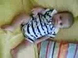 Francesco a 3 mesi