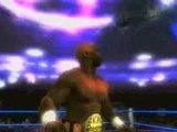 smackdown vs raw 2009 shelton benjamin entrance+finisher 360