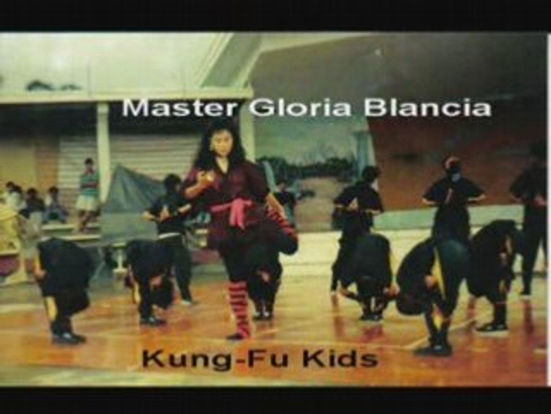 Forbidden Oriental Fighting Arts Kung Fu GM Gloria Blancia