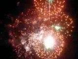 feu d'artifice fête de rieumes 2008
