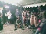 Musique dans les rues de la Braderie de Lille 2008