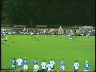France-Finlande Championnat d'Europe d'ultimate frisbee 2003