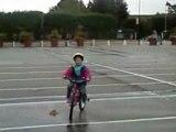 Cloé grand vélo 07.09.08