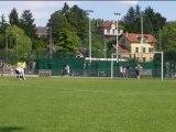 Penalties UFM Mâcon girondins Bordeaux 14 ans fédéraux