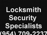 Locksmith Hollywood Fl (954)709-2237