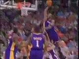 Kobe Bryant Dunks On Steve Nash PLAYOFFS 2007