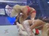Divas Championship: Michelle McCool vs. Maryse