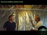 Energy Efficient Shielding in Schuyler Builders Home