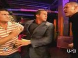 RAW  Randy Orton with Ted DiBiase & Cody Rhodes