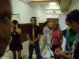 Backstage concert RBD la Bucuresti, Romania - RBD.com.ro