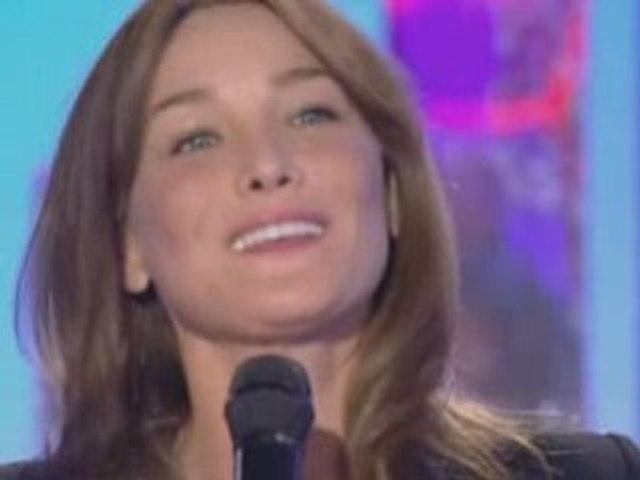 Carla Bruni Sarkozy / Druckers : Silence ' 2
