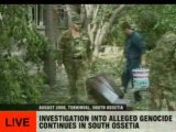 Investigation into alleged genocide continues in ossetia