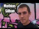 Regarder Séquence Slide : Mathias Silhan sur Dailymotion Partagez vos vidéos. Mathias Silhan fait partie des 10 meilleurs riders du monde. Depuis bientôt 12 ans il ne quitte pas ses patins, En Octobre à Dallas il représe...