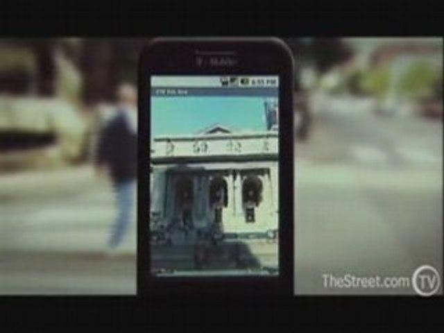 T Mobile's G-1: iPhone Killer?