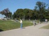 Washington Monument et Lincoln Memorial à Washington D.C.