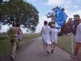 Marathon du médoc  2008 9  ème  partie avec mario