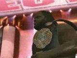 Smackdown vs raw 2009 mark henry entrance & finisher
