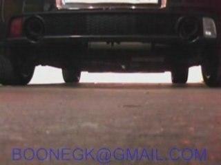 Suzuki Swift Sport avec inter Sebring et silencieux inoxcar