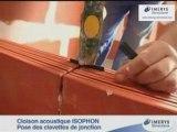Isolant phonique : CARROBRIC - ISOPHON