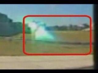 Zoom sur le missile du pentagone