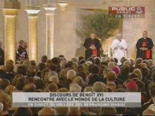 Vidéo de  Benoît XVI