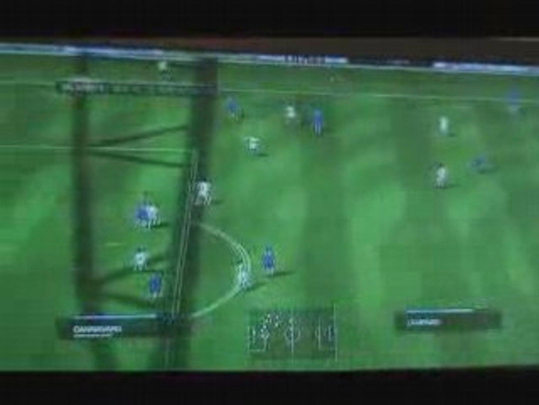Fifa 09 - Demo 2/2 - Jeux Vidéo Football - Foot - XBOX 360