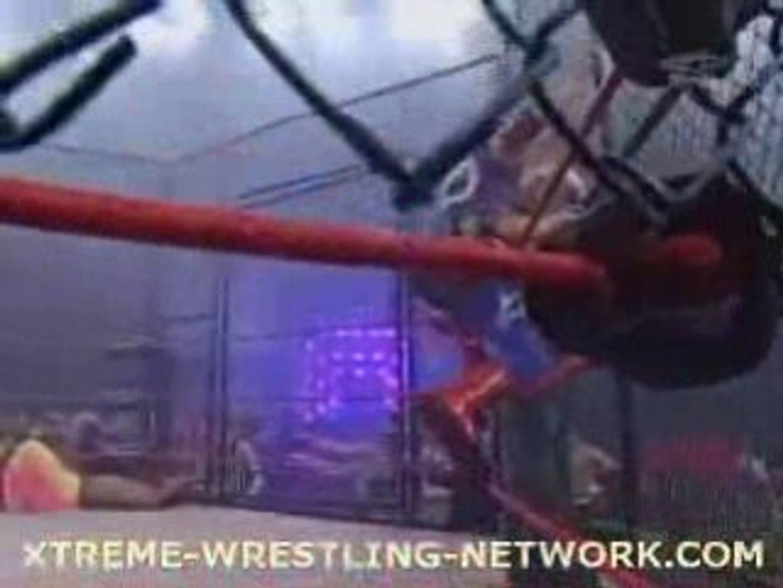 Jay Lethal v Curry Man v Sonjay v S- Boy v Devine v Creed