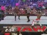 Bobby Lashley vs Shelton Benjamin 2.7.07