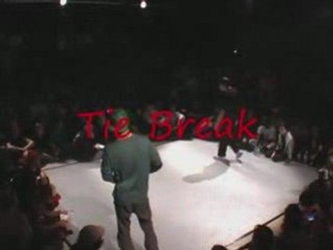 Cyril de lil klash vs kengo breakdance