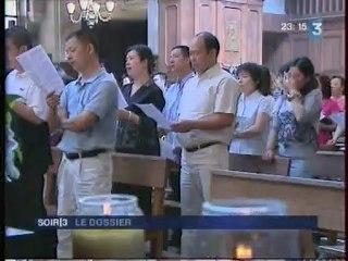 Catholiques chinois en France