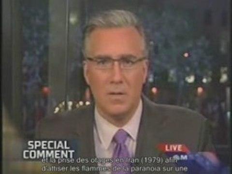 Olbermann, McCain et le 11 Septembre
