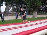 gymnastes tumbling montereau fête du sport