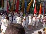 Défilé de la Biennale de la Danse de Lyon 2008