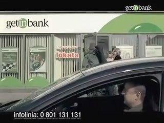 Getinbank fronczewski 2008 reklama
