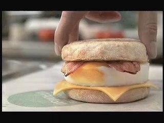 Mcdonalds sniadania 2008 reklama
