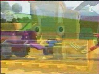 Tracteur tom - la parade des animaux fr